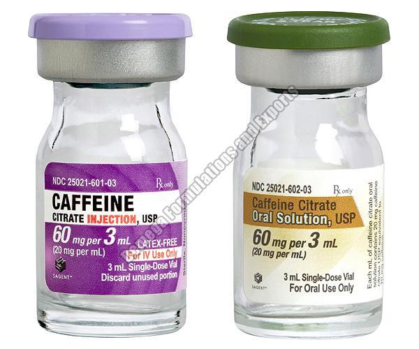 Caffeine Oral Solution