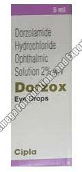 Dorzox Eye Drops