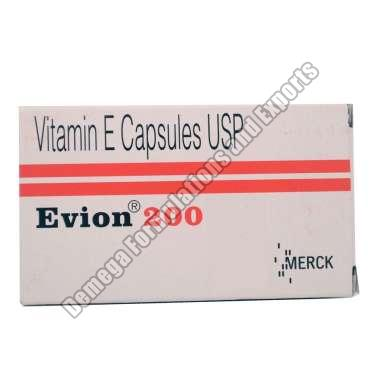 Evion 200mg Capsules