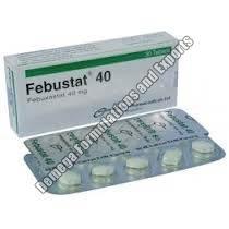 Febustat 40 Tablets