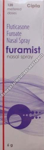Fluticasone Nasal Spray