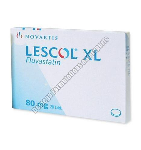 Lescol Xl Tablets