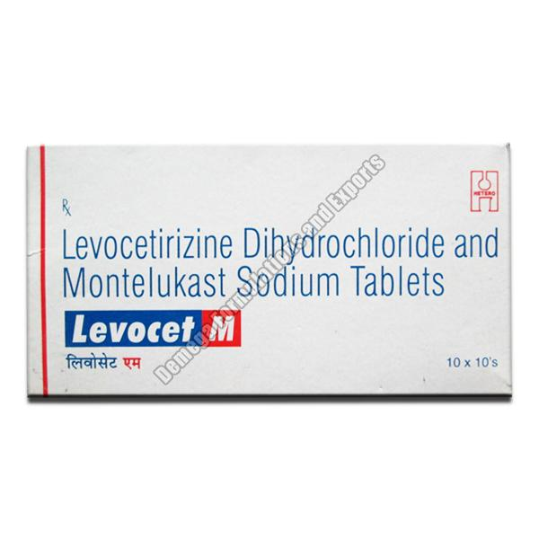 Levocet M Tablets