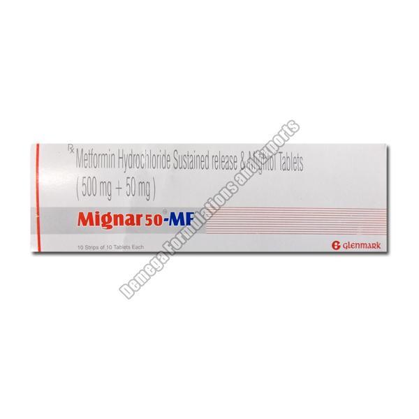 Mignar MF Tablets
