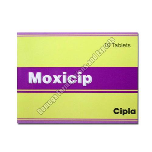 Moxiflox Tablets