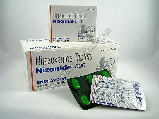 Nizonide 500 Tablets