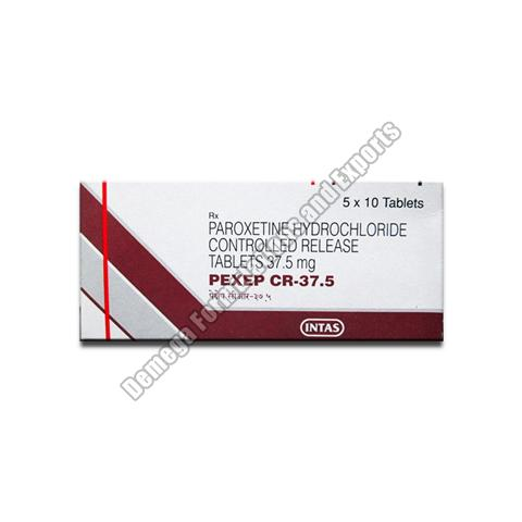 Pexep CR 125-37.5mg Tablets