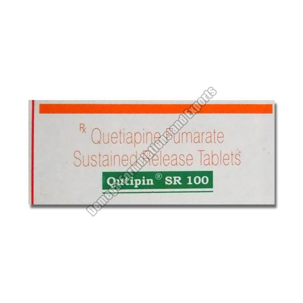 Qutipin SR Tablets