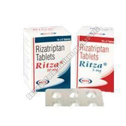 Ritza 10mg Tablets