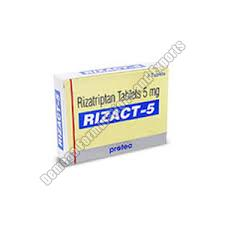 Rizact 5mg Tablets