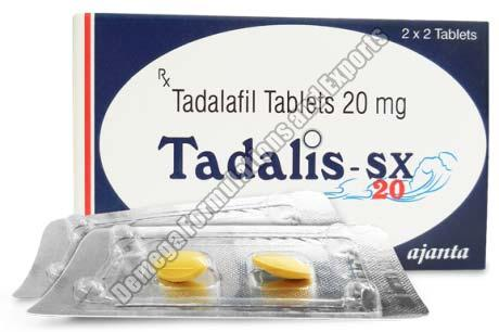 Tadalis sx tablets