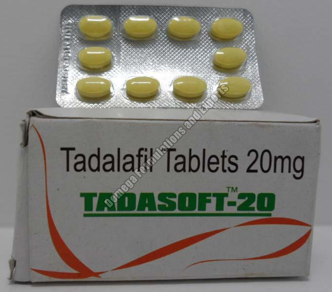 Tadasoft Tablets