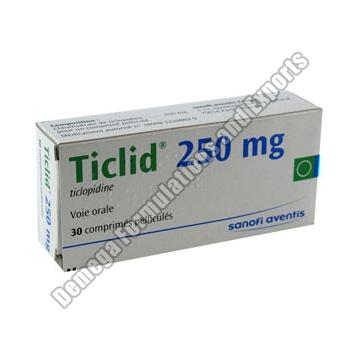 Ticlid Tablets