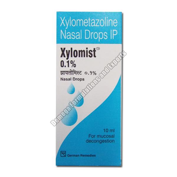 Xylomist Nasal Drops