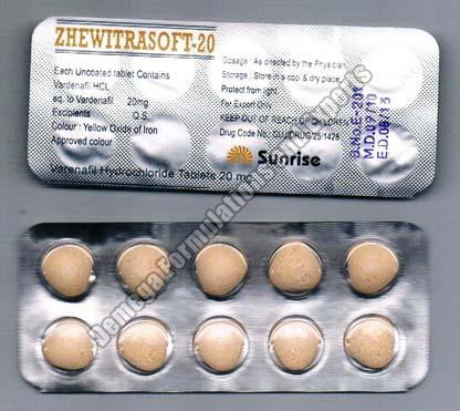 Zewitra Soft Tablets