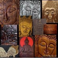 Buddha Wall Art (Roopsa Wall 001)