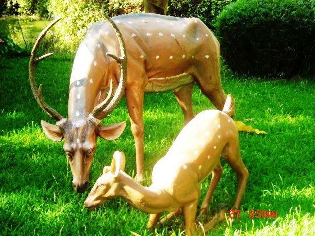 Deer Set For Theme Park (Roopsa Misc 005)