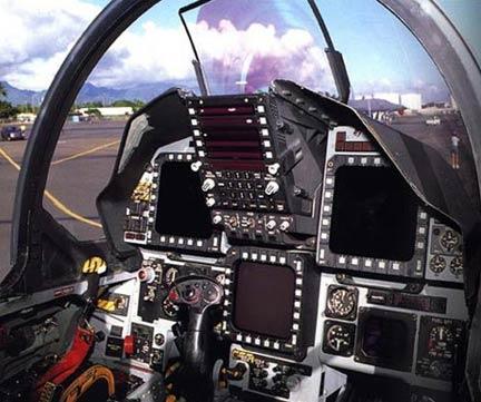 Airborne TFT LCD Display Module