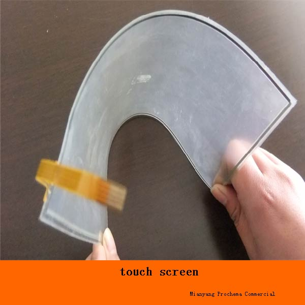 Flexible Resistive Touch Screen