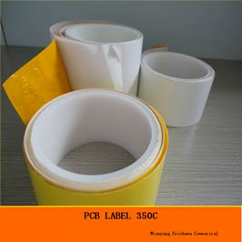 Polyimide Labels (350C)
