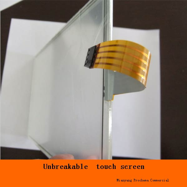 Unbreakable Resistive Touch Screen
