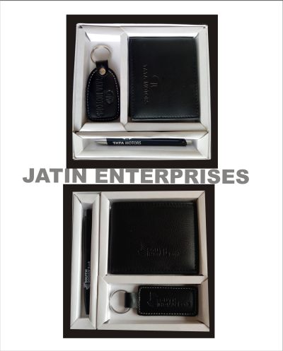 Pen Keychain & Wallet Gift Set