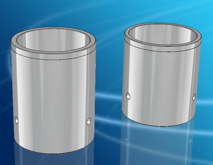 Submersible End Sleeves