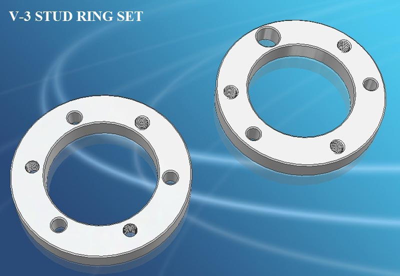Submersible Stud Rings