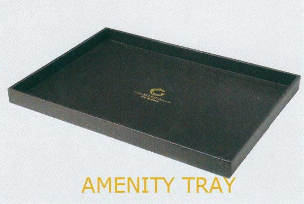 Amenity tray