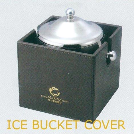 Ice bucket cover
