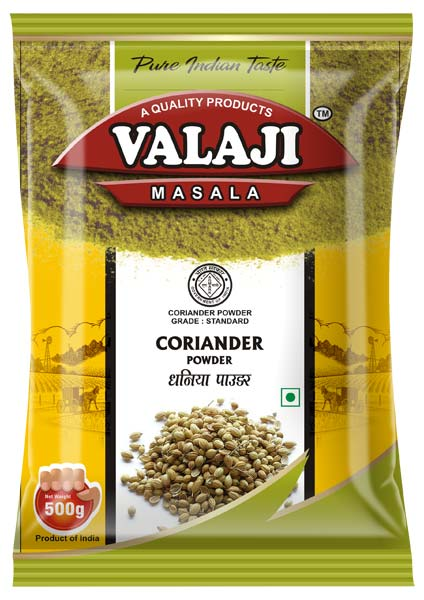 Valaji Masala Coriander Powder