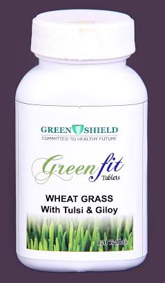 Wheat Grass Tablet