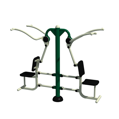 Double Sided High Lat Pulldown Machine
