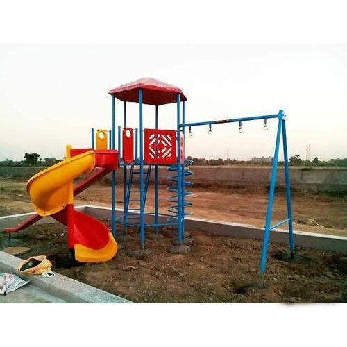 Outdoor Kid Slides