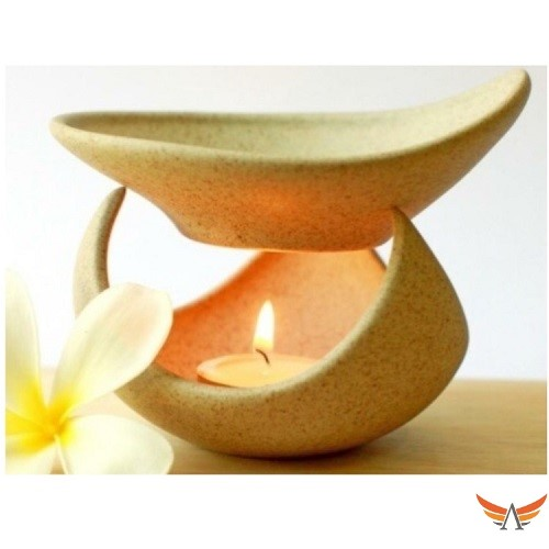 Tea light Burner 02