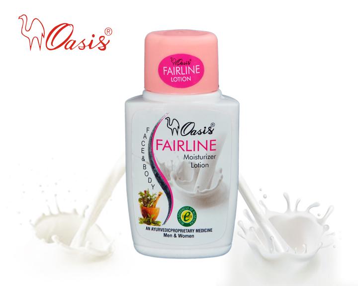 Fairline Moisturizing Lotion