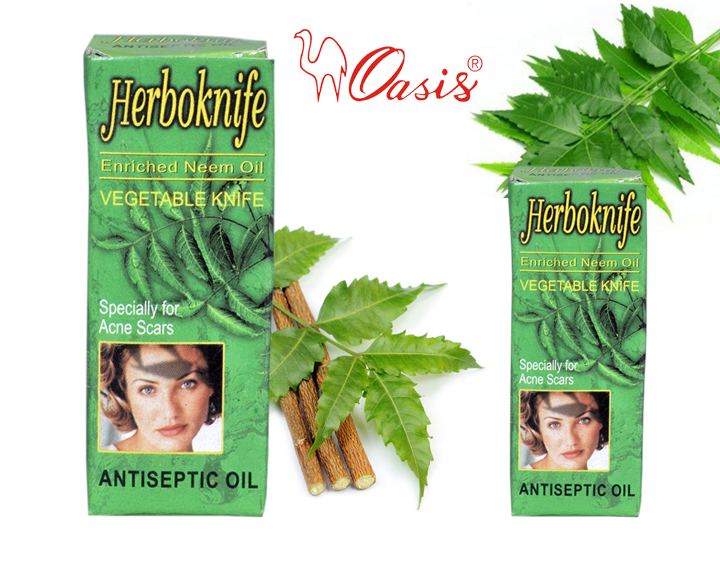 Herboknife Neem Oil