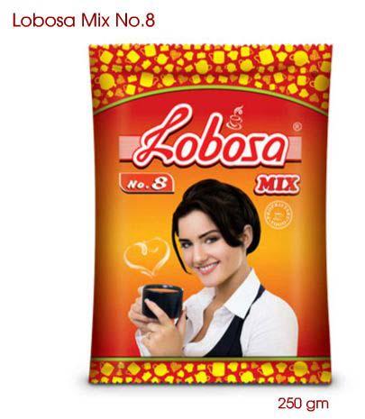 Lobosa Mix No. 8