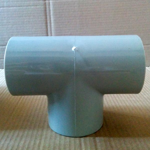 PVC Regular Tee (75mm)