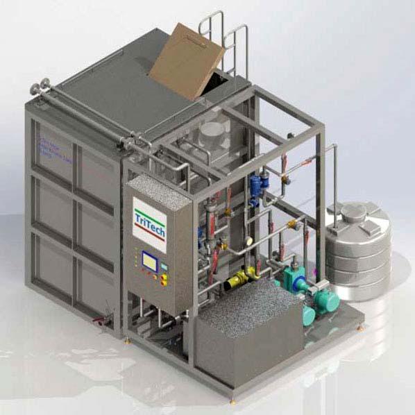 Integrated Membrane Bioreactor System