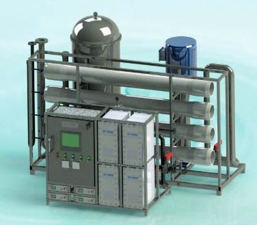 Ultrapure Water Treatment Plant