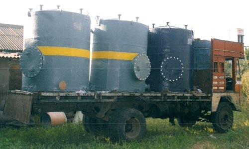 Bulk Acid Transportation