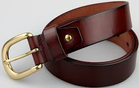 Leather Belt 03
