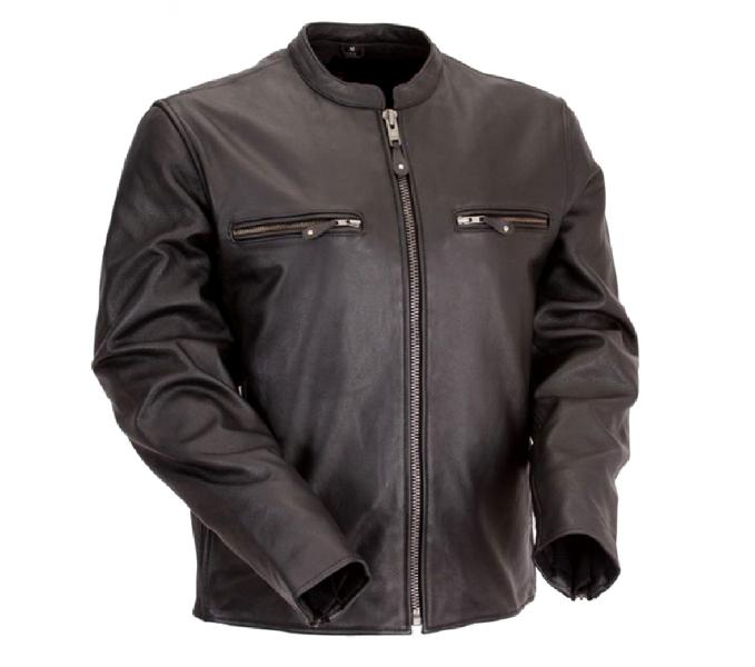 Leather Mens Jaket 05