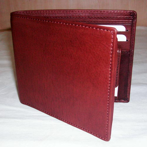 Leather Mens Wallet 04