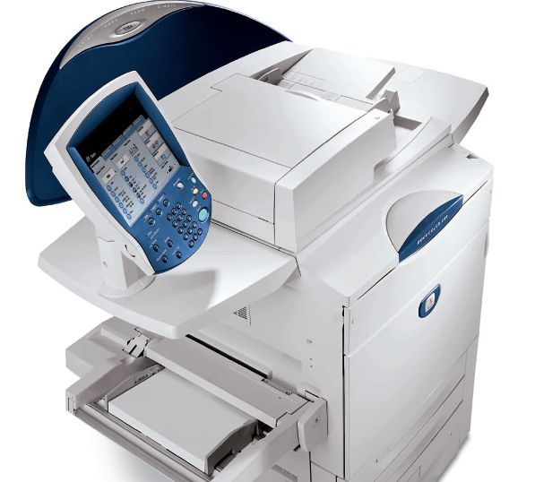Xerox 240 & 250 Colour Photocopier Machine