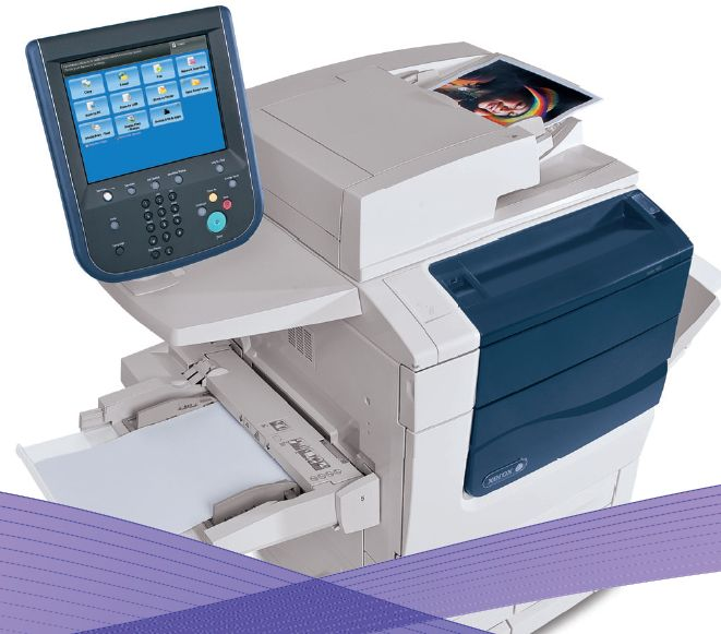 Xerox 550/560 Colour Photocopier Machine