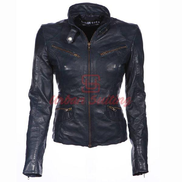 Bella Women Fashion Leather Jacket