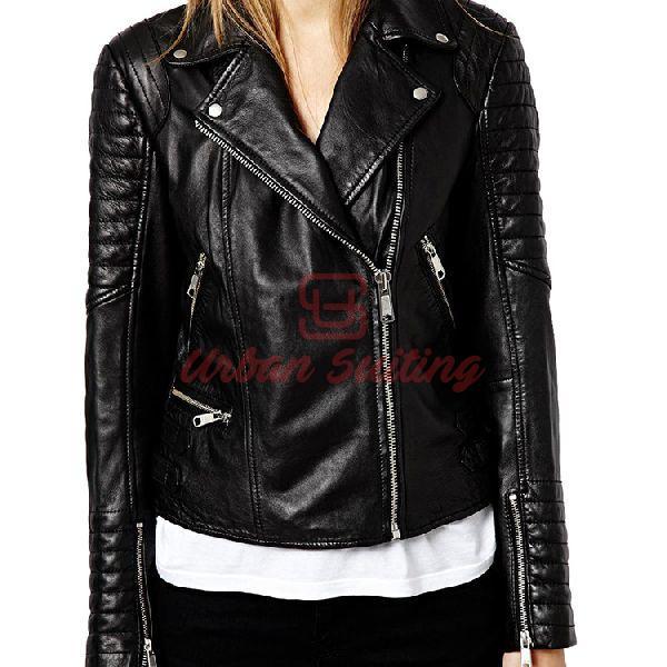 Ziggy Biker Leather Jacket Manufacturer Supplier In Pakistan