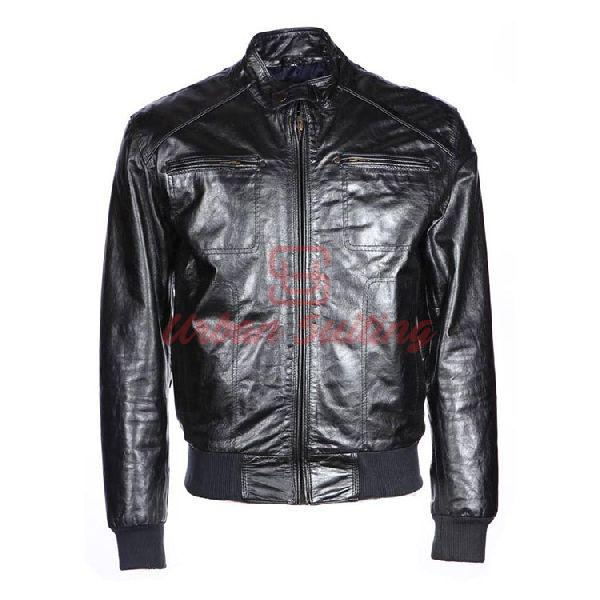 New Saybi Leather Jacket